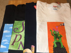 Supreme x Mike Hill Lot of Tee Shirt  - Medium - Tee Shirt