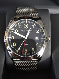 Victorinox Swiss Army - Infantry GMT - 241649 - Heren - 2011-heden