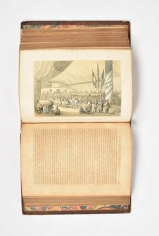 Francis L. Hawks - Narrative of the expedition of an American (...) - 1857