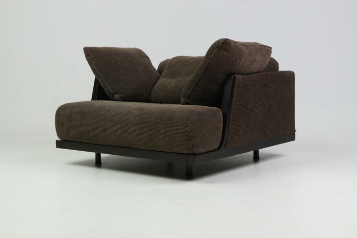 Grote Lounge Fauteuil.Antonello Mosca Voor Giorgetti Exclusieve Grote Lounge Fauteuil Maharaja Catawiki