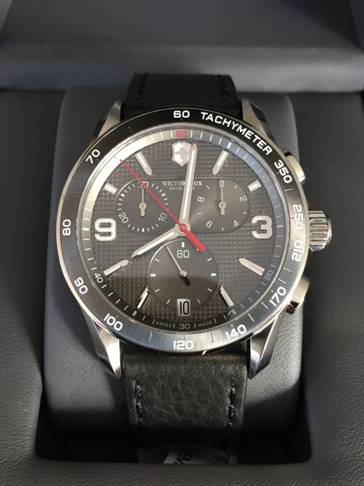 Victorinox Swiss Army Chrono Classic 241657 Men 2011 Present Catawiki