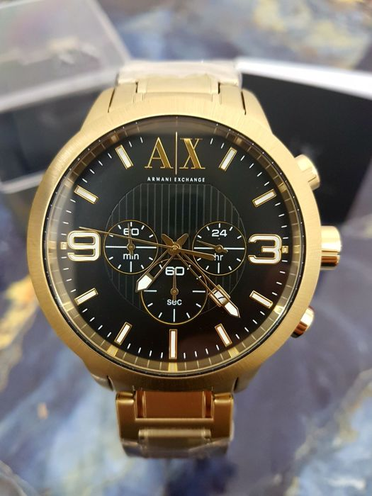 d0d9ab3283b Armani Exchange Mens Watch AX1357 - Catawiki