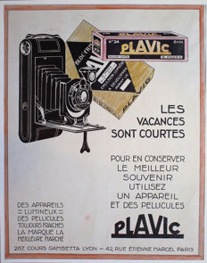 Anonymous - Plavic camera's en films - 1927