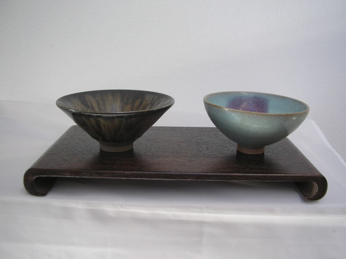 Two bowls - China - late 20th century