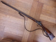 Percussion rifle from 1826