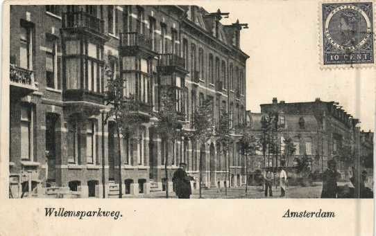 Amsterdam 63 x-old to very old cards-including many quality cards!