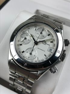 Baume & Mercier - Malibu Chronograph Automatic - MV045208 - Heren - 2000-2010