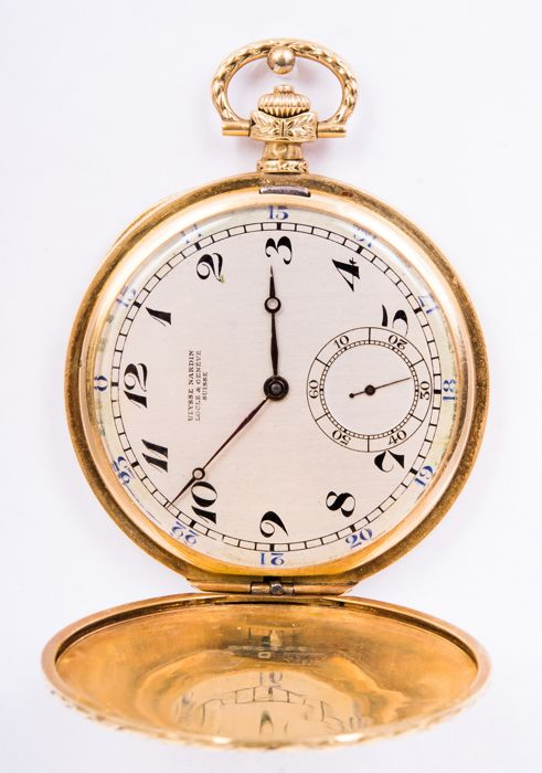 Ulysse Nardin - pocket watch  - Dated 13 III 1933. - Men - 1901-1949