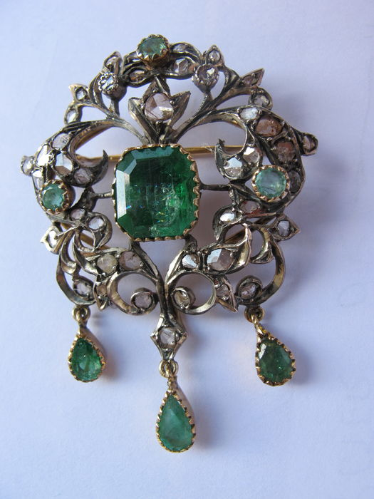 Brooch - Early 20th Century