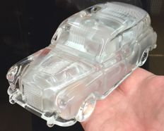 AUSTIN LONDON TAXI - Paperweight in crystal