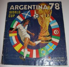 Panini - Argentina 78 - World Cup Football 1978 - Complete album
