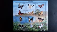 Thematic, Butterflies - Collection