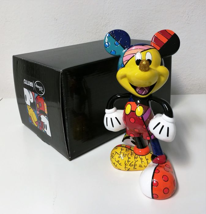 Disney - Figurine - Romero Britto - Disney Showcase - Mickey Mouse (2011)