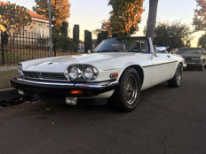 Jaguar - XJS 5.3 V12 Convertible originele lak - 1990