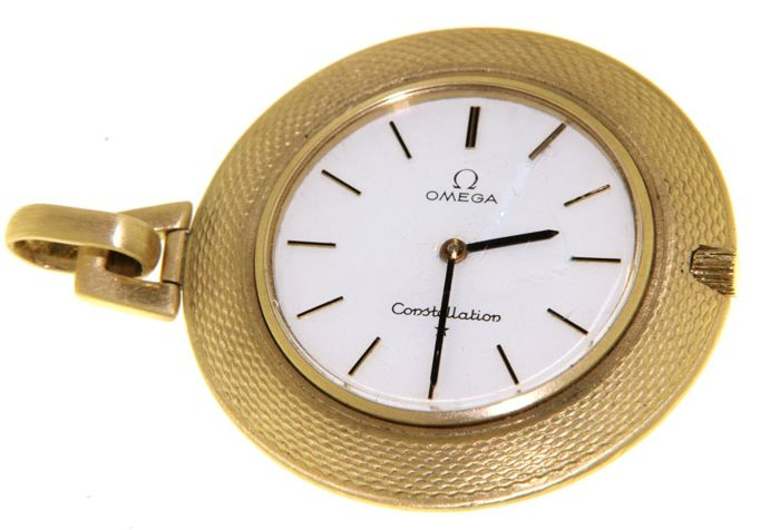 Omega - pocket watch - Unisex - 1950-1959