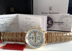 Krug-Baümen - 400201DS - (R)1738  Air Traveller Diamond - Uomo - New