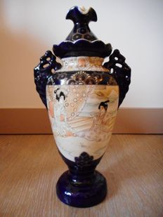 """Royal Japanese Nishiki"" vase – Japan – First half of the 20th century"