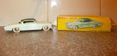 French Dinky Toys - Scale 1/48 - 1st Issue Studebaker Commander Coupe No.24Y