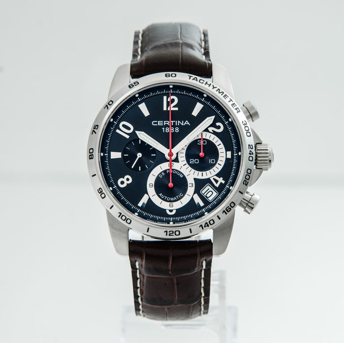 Certina - DS Podium Valgranges Automatic Chronograph - C001.614.16.057.00  - Heren - 2011-heden
