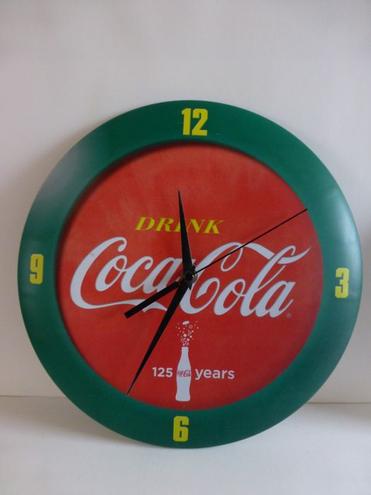 Coca-Cola advertising - wall light - 2011