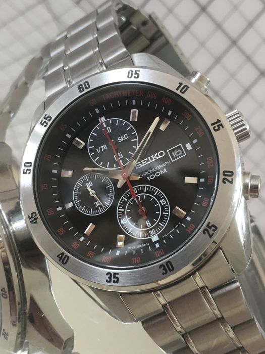 Seiko - Chronograph - 095663 - Men - 2011-present