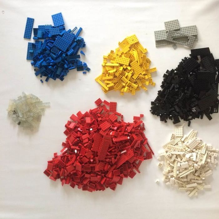 Assorted - 3.5 kilos of loose Lego