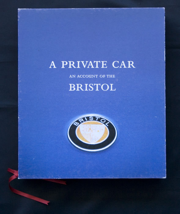 Setright, L.J.K. - A Private Car.  An Account of the Bristol - 1998