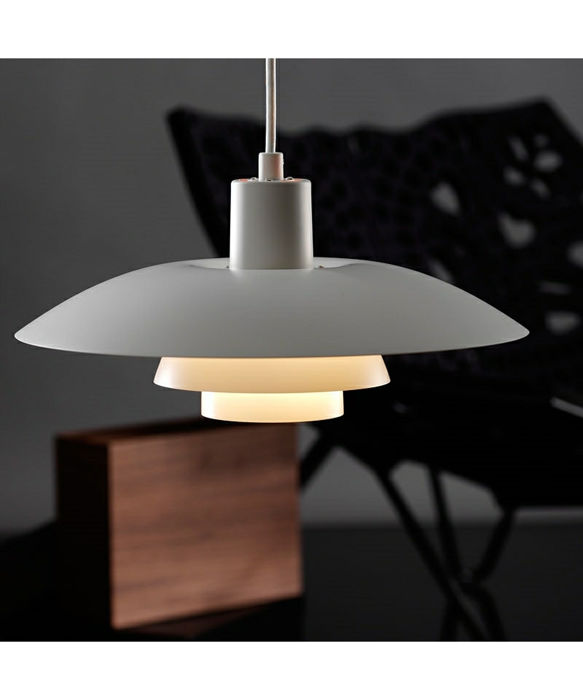 Poul henningsen for louis poulsen ph 43 vintage danish pendant poul henningsen for louis poulsen ph 43 vintage danish pendant lamp mozeypictures Image collections