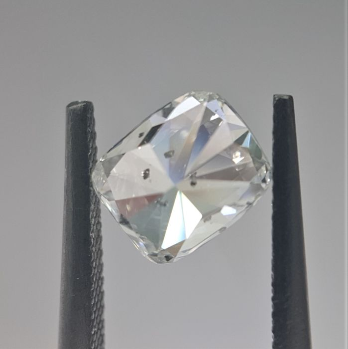 1.20ct Natural Cushion Cut Diamond G SI2