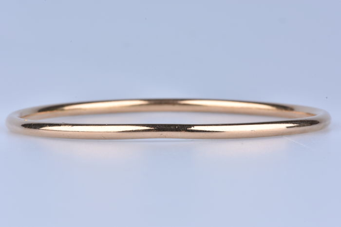 Bracelet in 18 kt (750/1000) yellow gold