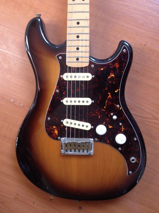 Cimar (Ibanez) Stratocaster XR - Series hardtail made in Japan, from the 1980s