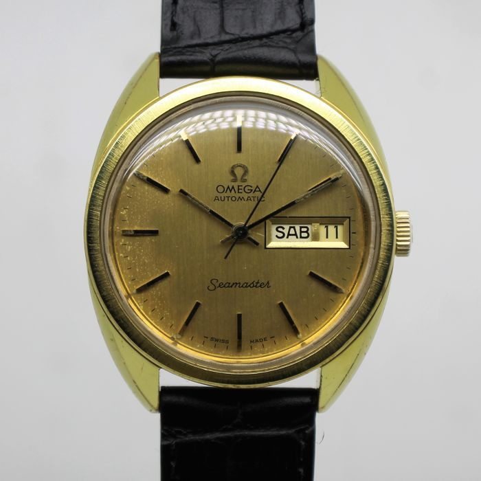 Omega - Seamaster Automatic - Heren - 1978