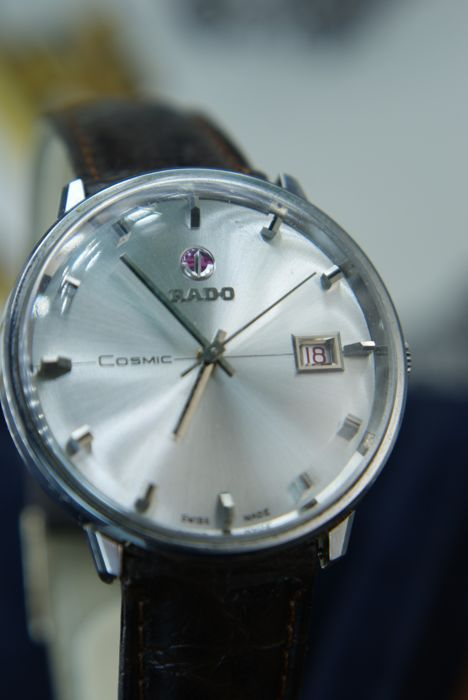 "Rado -""Cosmic"" - Jumbo Case - Automatic - Heren - 1960-1969"