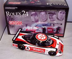 Action Collectables - Schaal 1/18 - Boss Rolex 24HR Daytona Prototype DP-03 - Limited Edition 2460