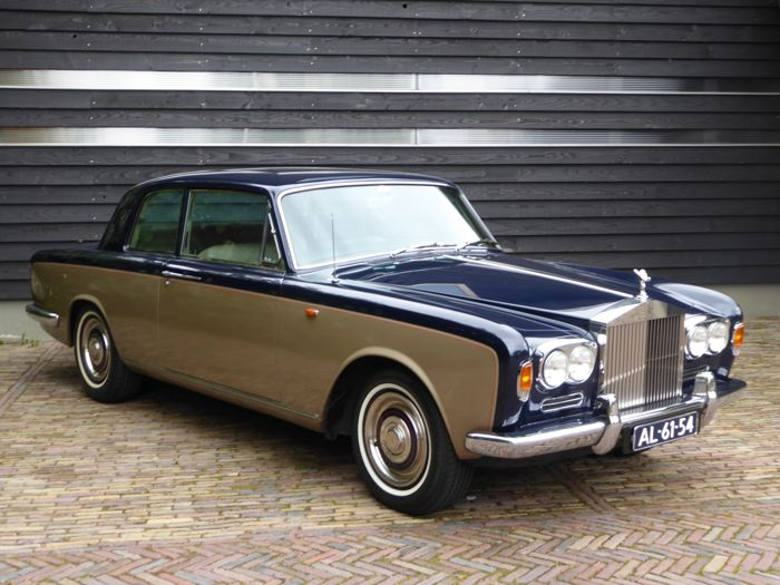 rolls royce silver shadow by james young 1967 catawiki. Black Bedroom Furniture Sets. Home Design Ideas