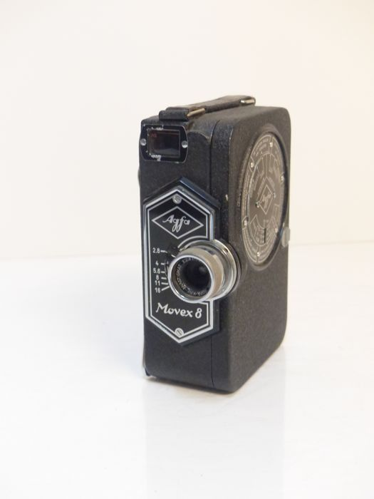 camera AGFA Movex 1937
