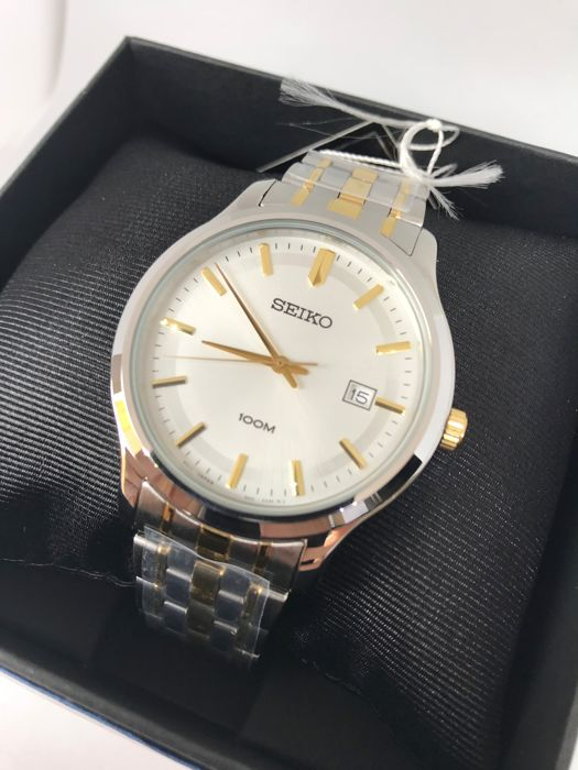 Seiko - New Casual - SUR147P1 - Heren - 2011-heden