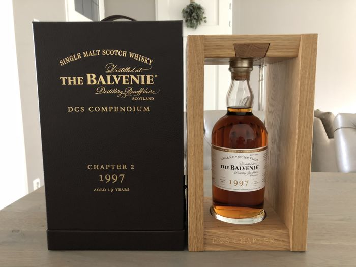 Balvenie 1997 DCS Compendium Chapter 2, 19-year-old Single Malt Whisky