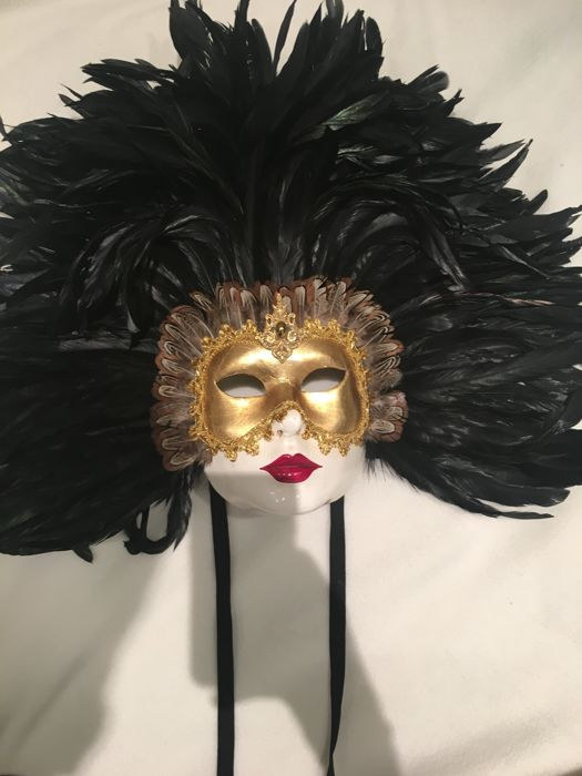 """Copy of the mask film """"Eyes Wide Shut"""""""