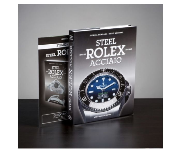 Rolex - Rolex Steel Book by Guido Mondani NEW  - Unisex - 2011-present