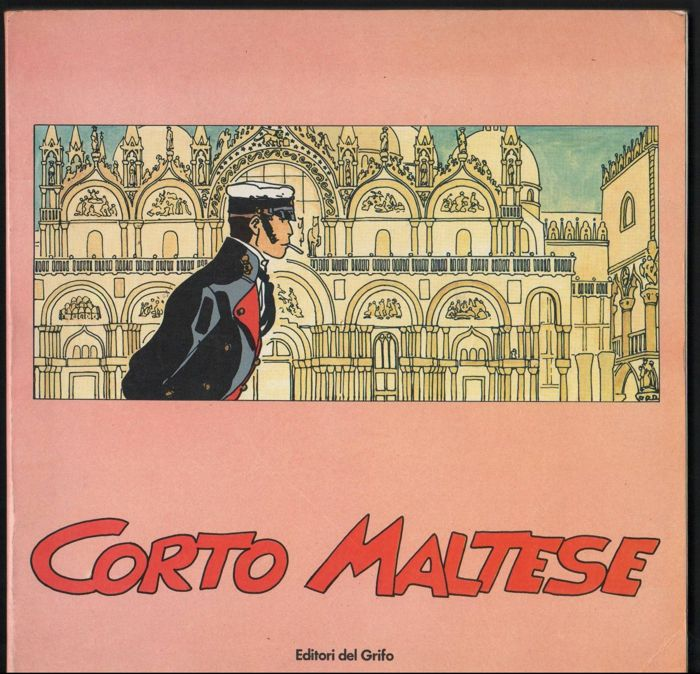 Corto Maltese - Artbook - tb - st Edition (1985)