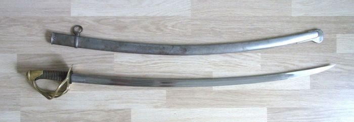 French Cavalry Sabre 1891