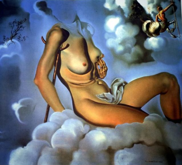 Salvador Dalí  (after) - 3 Titoli diversi