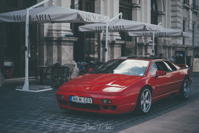 Lotus - Esprit Turbo SE - 1989
