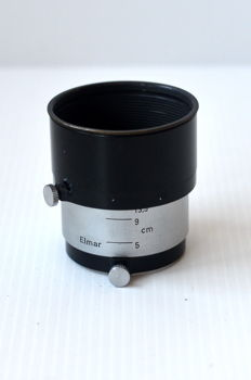Leitz lens hood FIKUS for Leica lenses ELMAR 5 to 13.5 cm