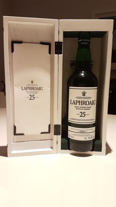 Laphroaig 25 Year Old - 48.9% - OB