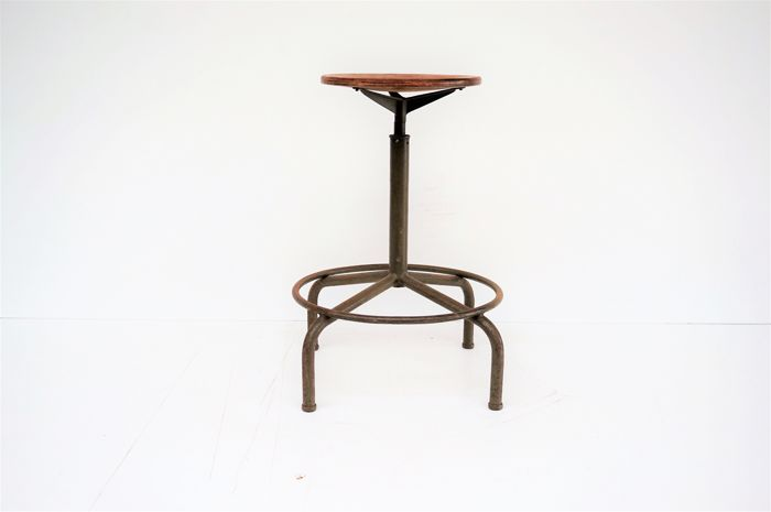 Manufacturer unknown - Industrial design (working) stool