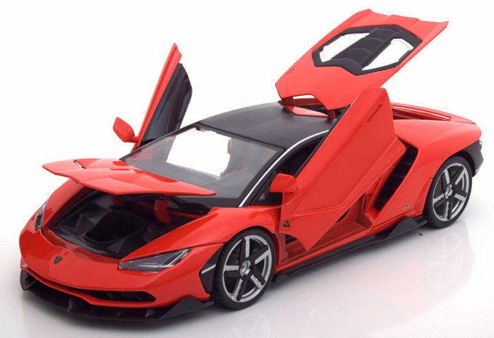 Maisto - Scale 1/18 - Lamborghini Centenario 2017 - colour red