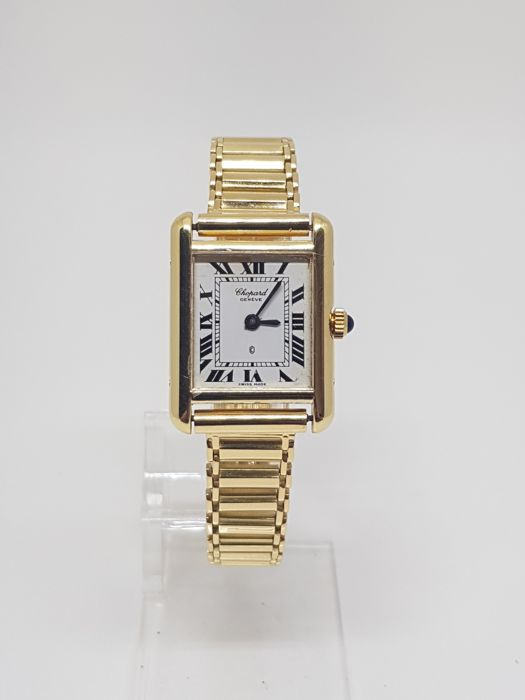 Chopard - Classic Model - 5221 - Women - 1990-1999
