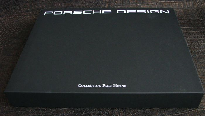 Porsche Design 40 years book - collection Rolf Heyne 1. Edition 580 pages